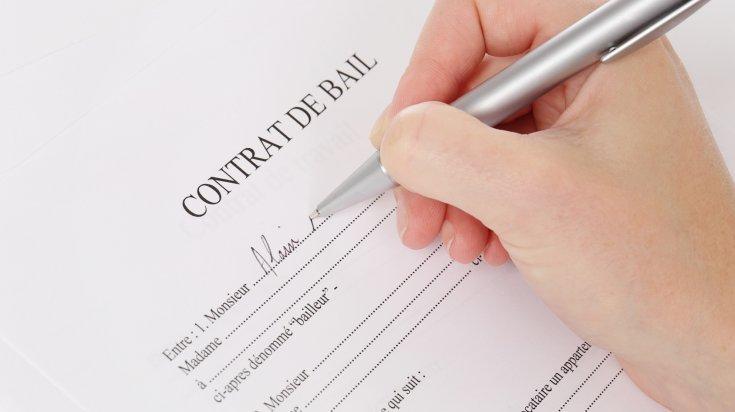 Contrat De Bail Redige Par Huissier Et Modele Gratuit D Un Contrat De Location Edition Du 20 11 2020 Scpld